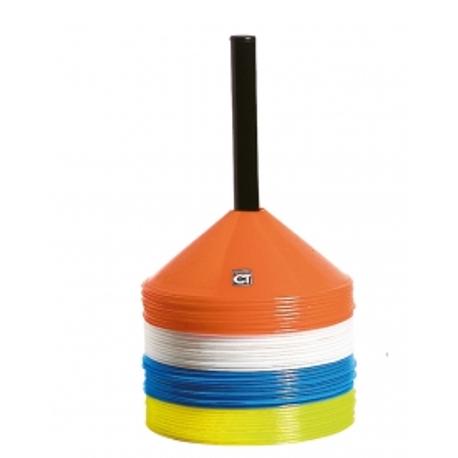 Kit de 40 cônes de délimitation et support Tremblay