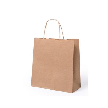 Lot de 100 sacs en papier Cention avec logo 1 couleur